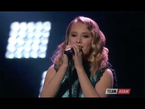 """The Voice 2017 Addison Agen - Finale: """"Humble and Kind"""" - Reaction"""