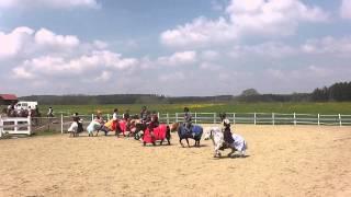 Ponyquadrillie Medley Ranch Ritter