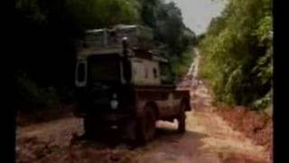 4x4 Land Rover Africa DMA project