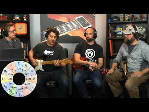 Rocksmith Remastered - Encore #25 Songwriting II: An Exploration - Live from Ubisoft Studio SF