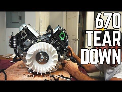 We're Building a 50hp 670cc Drag Kart! - YouTube