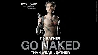 Why AFI's Davey Havok Chooses Nudity Over Lea...