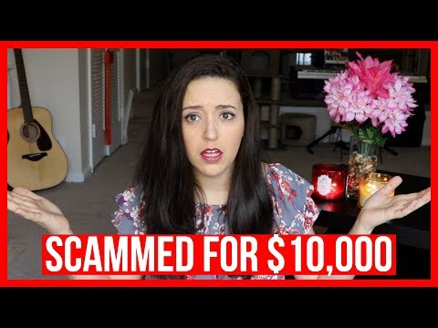 SCAMMED FOR $10,000 - Fake Job Scam - 4 Weeks Unemployed