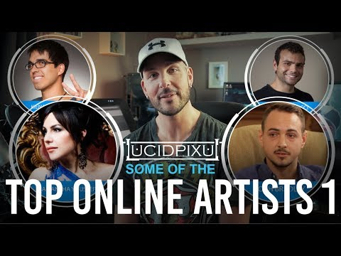 Some Of The TOP ARTISTS ONLINE You Need To Follow - BTS Episode 03