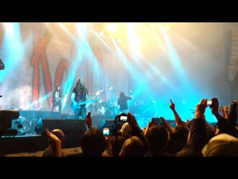 Right Now - Korn (Bogotá 17-04-17)