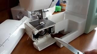 видео Швейная машина DragonFly 306
