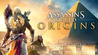 ASSASSIN'S CREED IN EGYPT!! (Assassin's Creed Origins Gameplay)