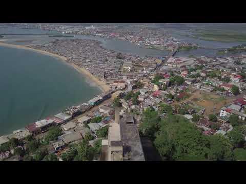 360° view - Monrovia, Liberia 🇱🇷