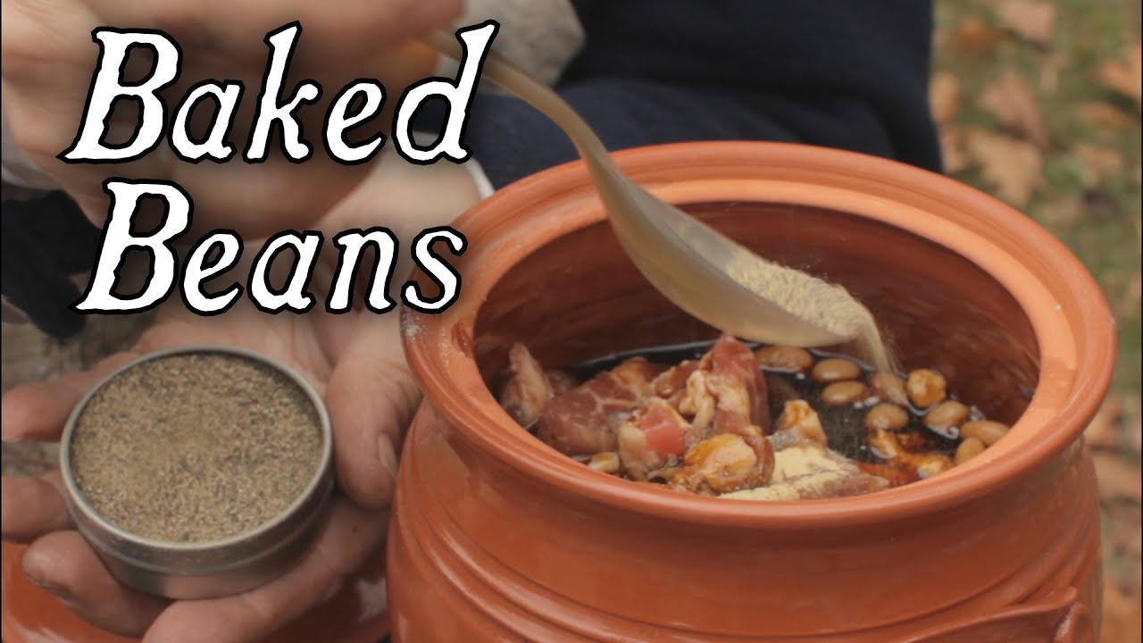 Baked beans 18th century cooking series at jas townsend for 18th century cuisine