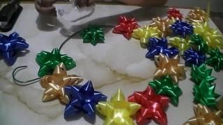 DIY - 4 Adornos faciles para Decorar en Navidad - malir15 Thumbnail