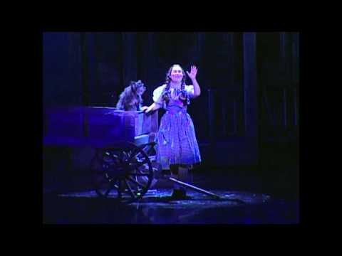 Lauren Worsham - Somewhere Over the Rainbow - The Wizard of Oz