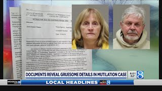 Docs Parents had greater role in mutilation murder cover-up