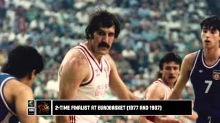 Vladimir Tkachenko - FIBA Hall of Famer 2015 Class
