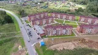 видео: Рогово (вид с высоты птичьего полёта)