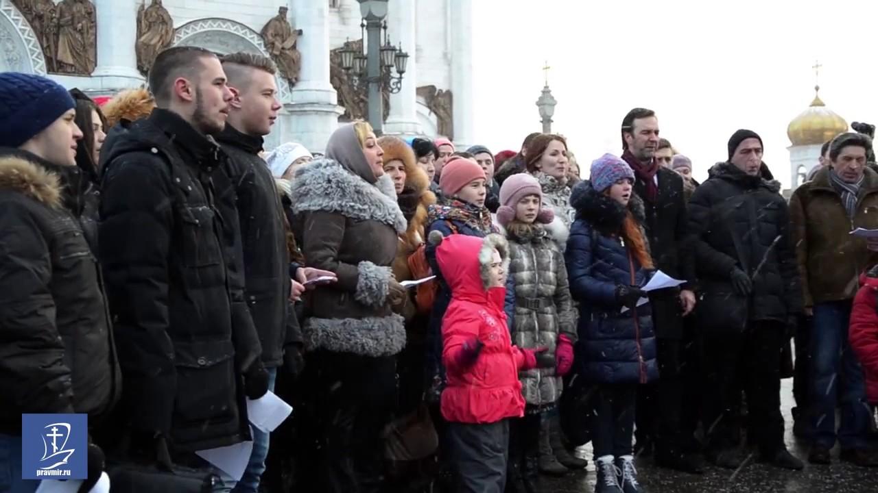 РОССИЙСКО-УКРАИНСКИЙ ПЕСЕННЫЙ ФЛЕШМОБ НАБИРАЕТ ОБОРОТЫ