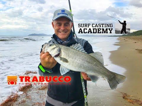 Trabucco TV - Surfcasting Academy 2018 Puntata 2 - Le magie del Surfcasting