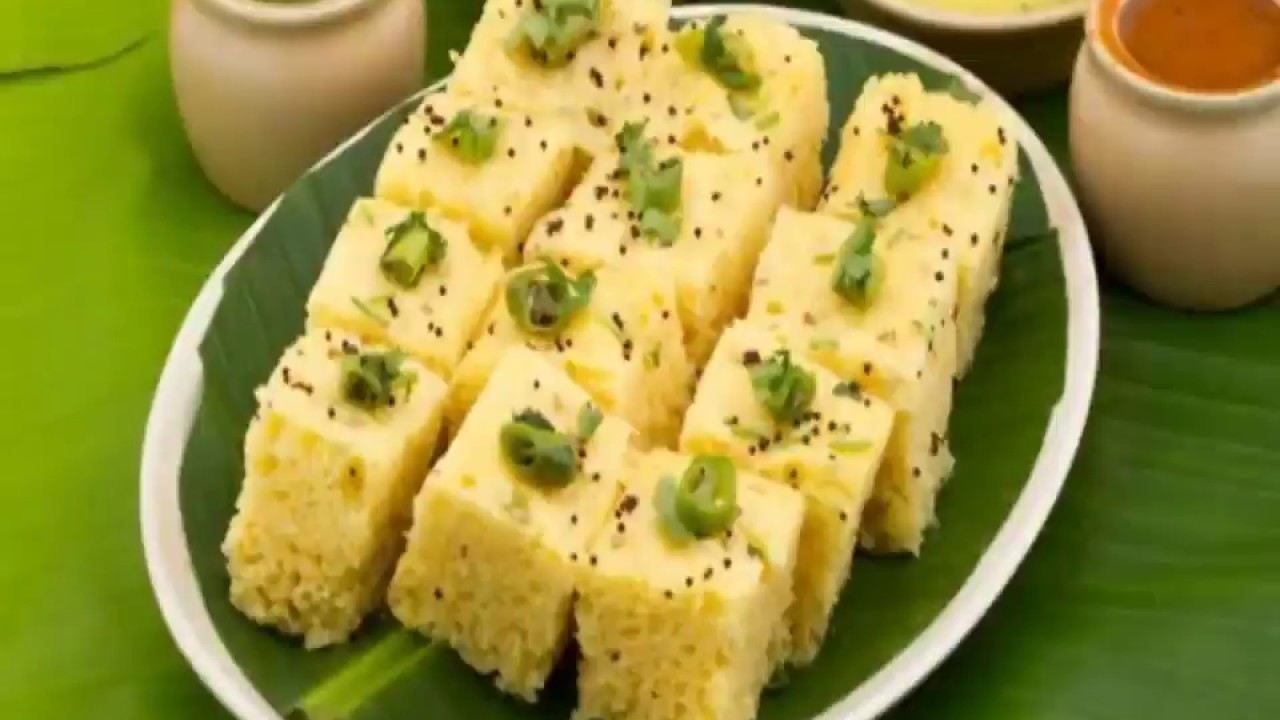 Indian recipe steamed dhokla recipe youtube indian recipe steamed dhokla recipe forumfinder Images