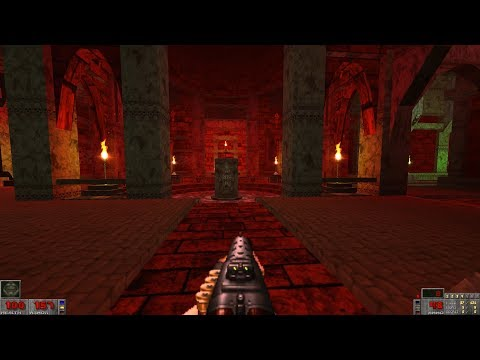 project brutality 3.0 test build - don't play with hell map 3 - The rift