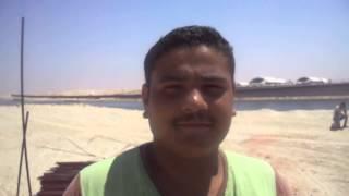 عمال قناة السويس الجديدة  نشعر بالفخر بالعمل بالمشروع وتحيا مصر يوليو  2015