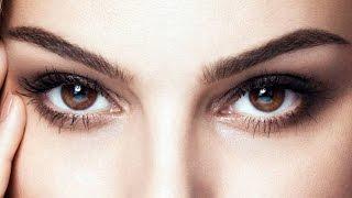Макияж для глаз для брюнеток с фото