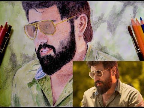 Richie Tamil Movie   Drawing Nivin Pauly