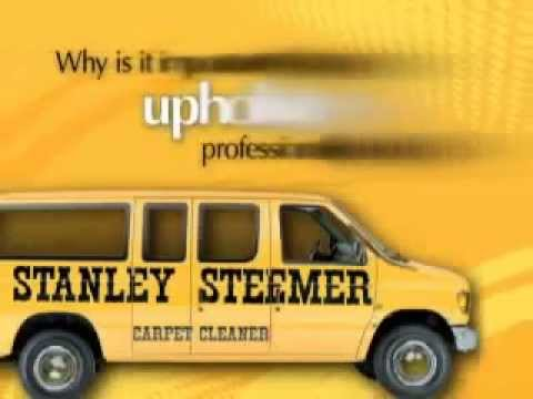 stanley steemer upholstery cleaning youtube. Black Bedroom Furniture Sets. Home Design Ideas