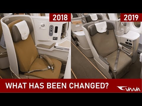 WHAT HAS BEEN CHANGED? | Vietnam Airlines (BUSINESS CLASS) | Hanoi - Ho Chi Minh City | Airbus A350