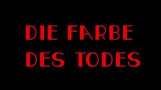 ROSSO - DIE FARBE DES TODES (Berlin, 2016)
