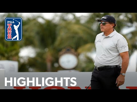 Highlights | Round 3 | The Honda Classic | 2021