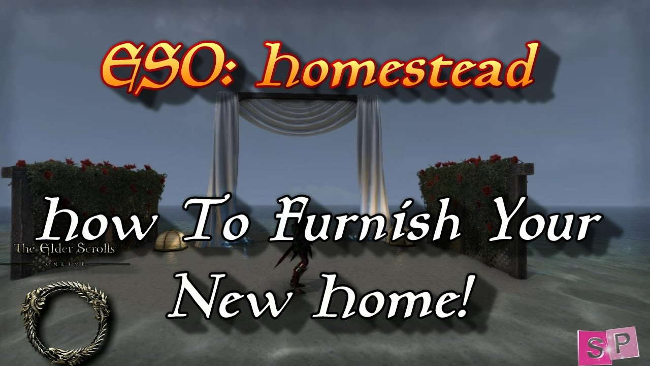 High Quality ESO: Homestead   How To Furnish Your New Home!   YouTube