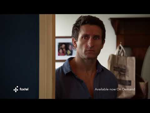 The best Australian Drama only available with Foxtel On Demand
