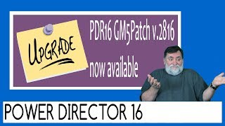 PDR16 GM5Patch v.2816 now available