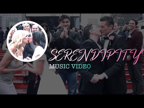 Angelina Pivarnick & Adam Barta - SERENDIPITY (OFFICIAL HD music video)