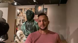 Zdaj je čas za Ljubljano in Mestni muzej. Nejc Kovačič #mojaslovenija
