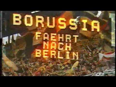 Borussia Dortmund - Ende der 80er Jahre
