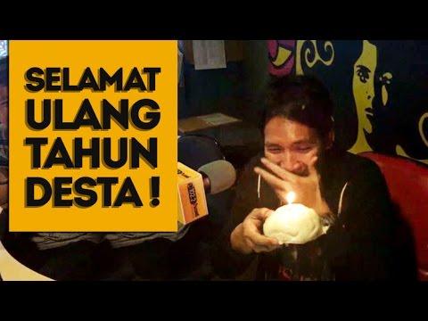 Selamat Ulang Tahun Desta!