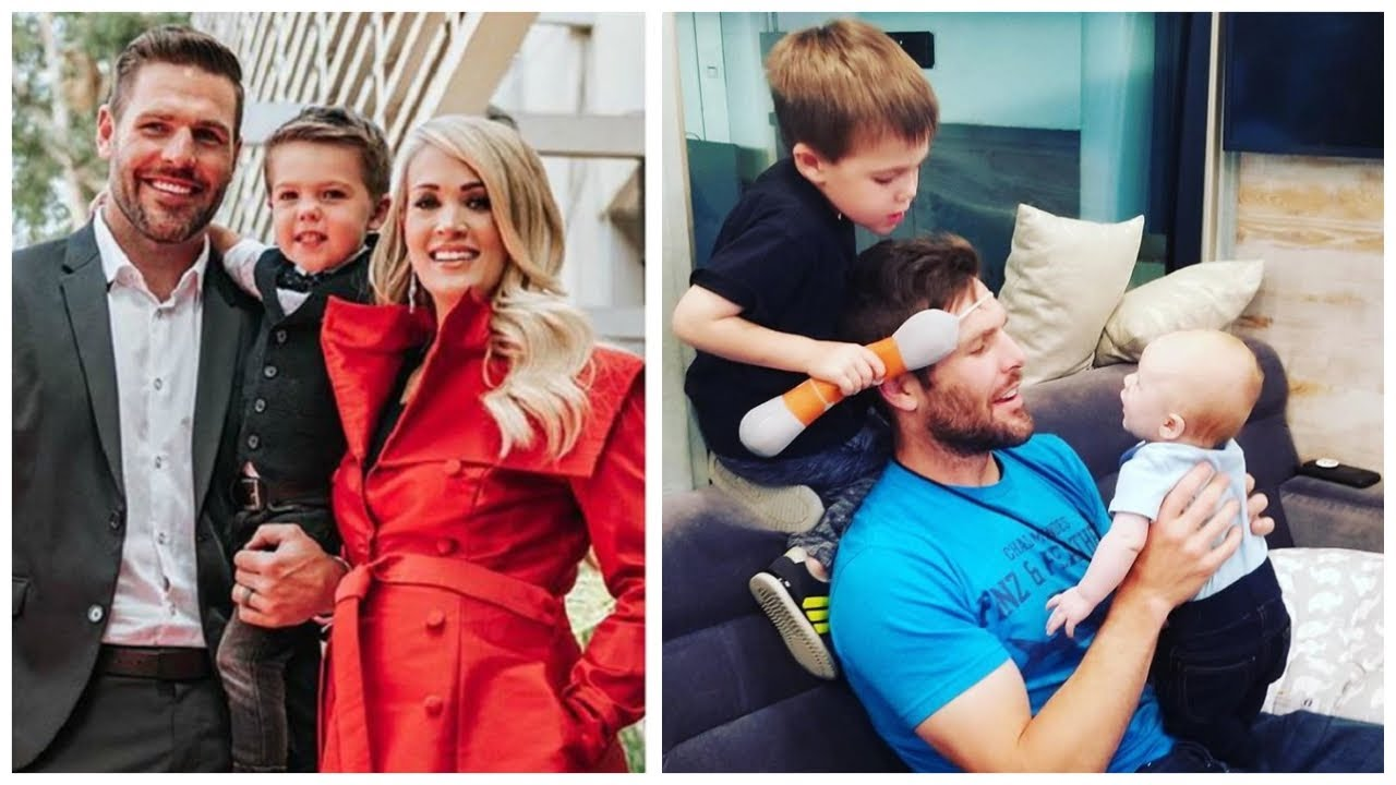 Carrie Underwood S Family Is Adorable Youtube