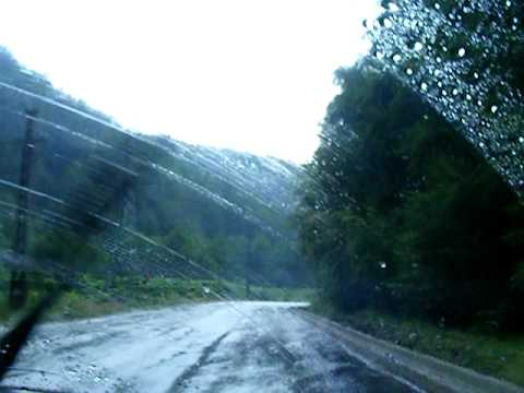 ploua pe Gutai