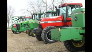 Book your 2016 farm machinery auction