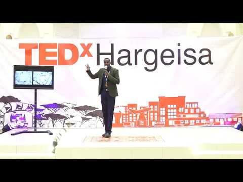 Geed Beer Rejo Beer (Plant a tree, plant hope) | Mohamed Yassin Abdirahman | TEDxHargeisa