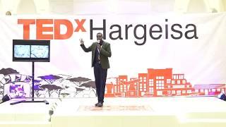 Geed Beer Rejo Beer (Plant a tree, plant hope)   Mohamed Yassin Abdirahman   TEDxHargeisa