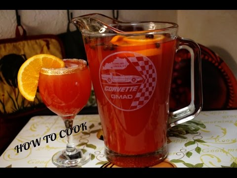 HOW TO MAKE JAMAICAN RUM PUNCH RECIPE 2016