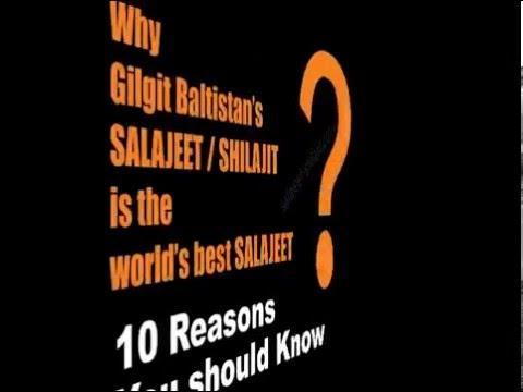 گلگت بلتستان کی پہاڑوں کی سلاجیت دنیا کی سب سے بہترین سلاجیت کیوں ہے؟