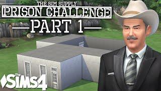 The Sims 4 - Prison Challenge 2 - Part 1