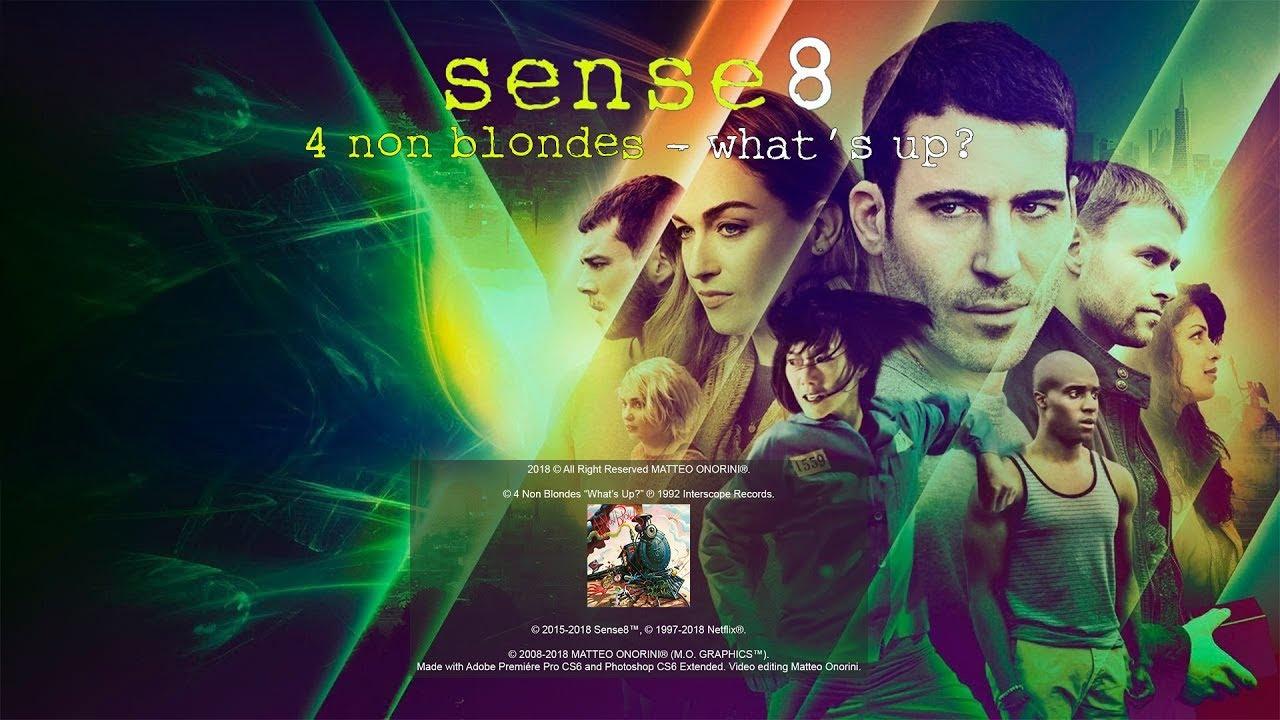 SENSE8 4 NON BLONDES