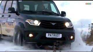 тест-драйв новый УАЗ Патриот UAZ Patriot и авто за 2 000 000 рублей