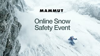 Online Snow Safety Event (English)