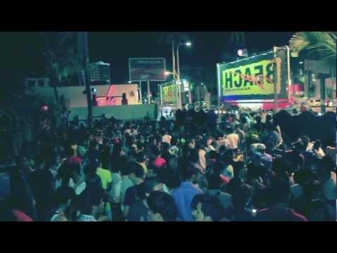ACAPULCO Angeles & Demonios 2013 @JHONYPARTY