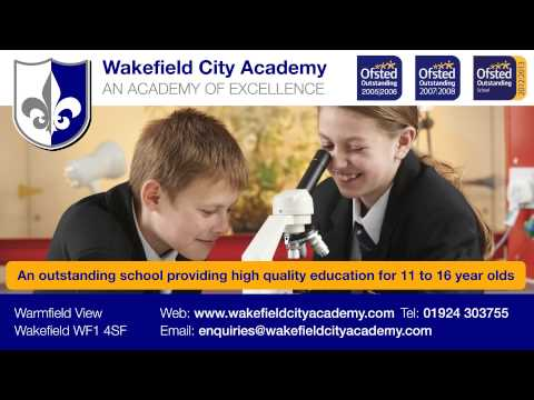 Wakefield City Academy draft 1comp