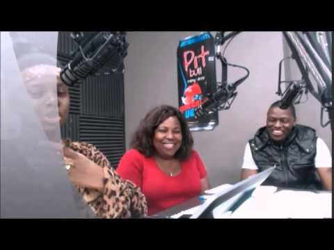 Meaku appearance African Focus Show 12 13 14